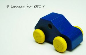 The price of driving lessons - watch out for scams