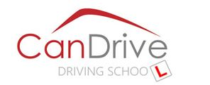 Can Drive Driving School logo