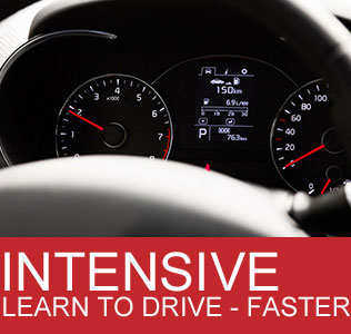 Learn to drive faster - 1 week crash course Sutton in Ashfield