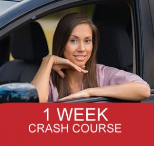 1 Week Crash Course in Mansfield