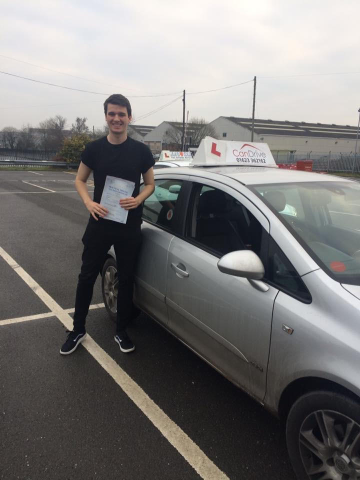 Driving instructor Mansfield