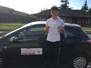 Learn to drive in Sutton in Ashfield nd Mansfield with Can Drive