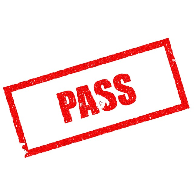 Calm your nerves before your driving test and pass